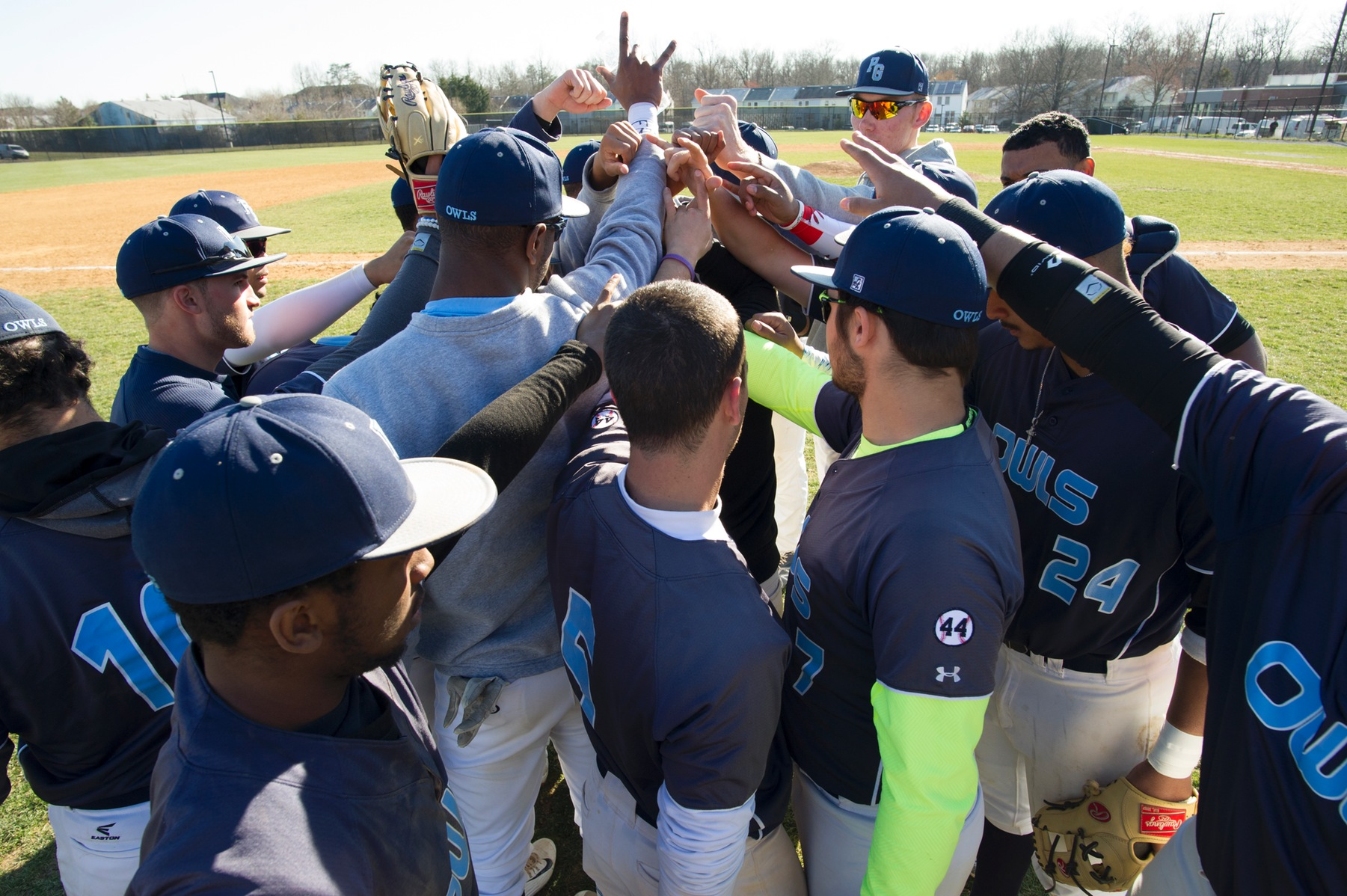Eighth-Ranked Prince George's Baseball Drops Maryland JUCO Game At CCBC Catonsville