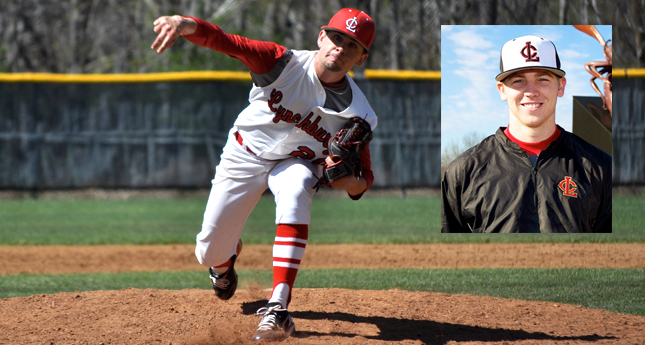 Savage and Garrett Named ODAC Players of the Week