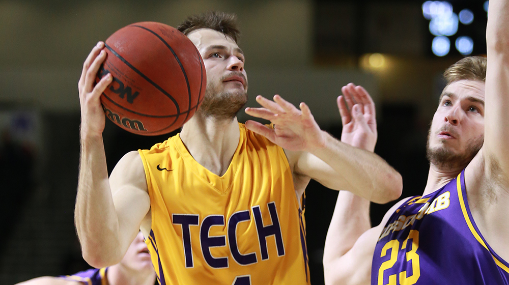 Golden Eagles struggle offensively in 64-50 loss at Furman