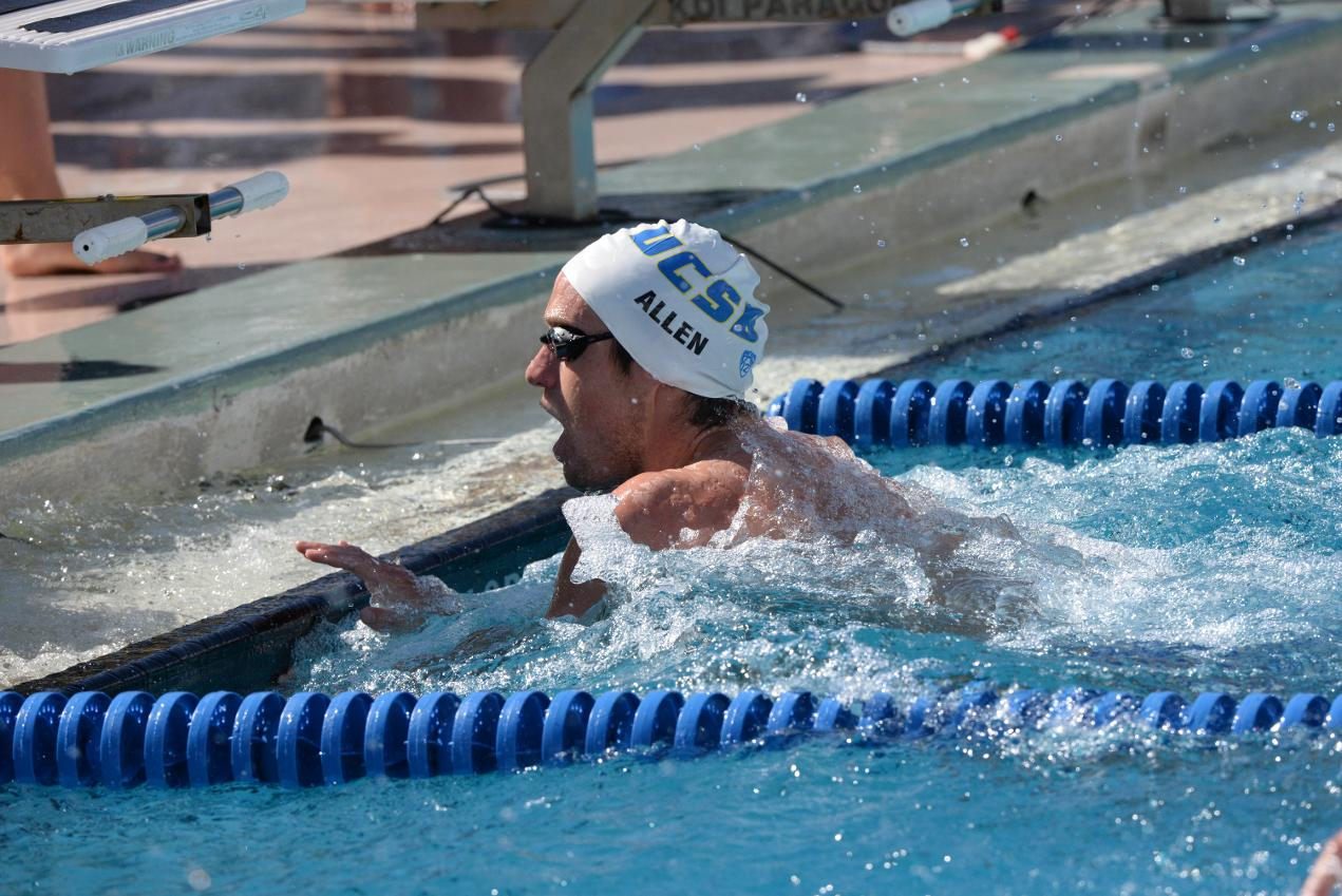 Gaucho Men Take Second, Women Take Third as MPSF Champs Come to an End