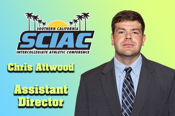 Attwood Named SCIAC Assistant Executive Director