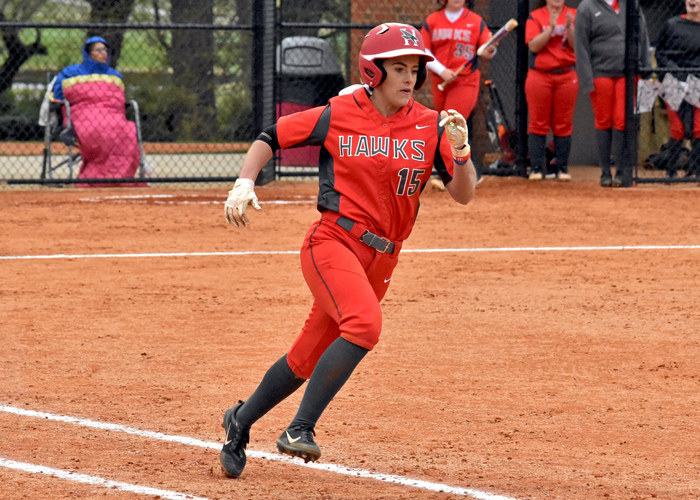 McKenzie Ridgway was 2-for-3 and scored one run in a 2-0 win over Birmingham-Southern