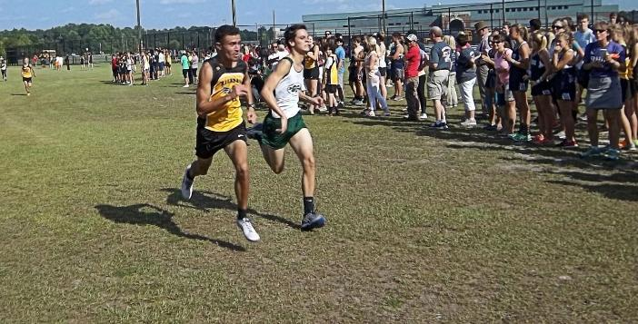 Ware Cross Country Teams Open Season with Success