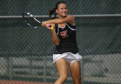 Women's Tennis Earns 2nd Victory