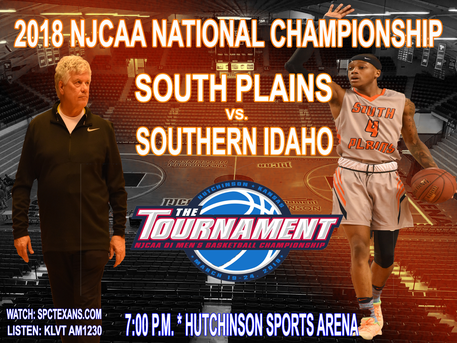2018 NJCAA Men's Basketball National Championship Preview