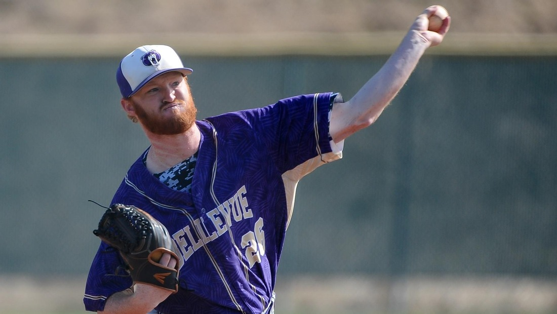 Dylan Thorp earned the win in relief on Tuesday evening