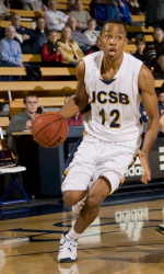 Northridge Rallies to Defeat UCSB 88-84