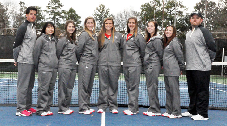Tennis: LC women's team earns ITA All-Academic Team award for fifth straight year