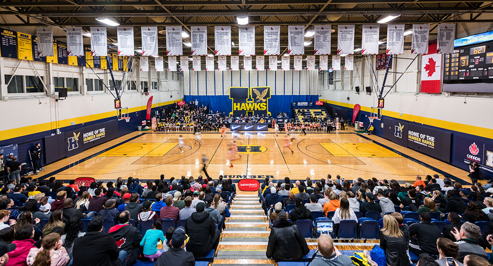 #1 HAWKS AND #11 FALCONS BATTLE FOR PROVINCIAL CROWN