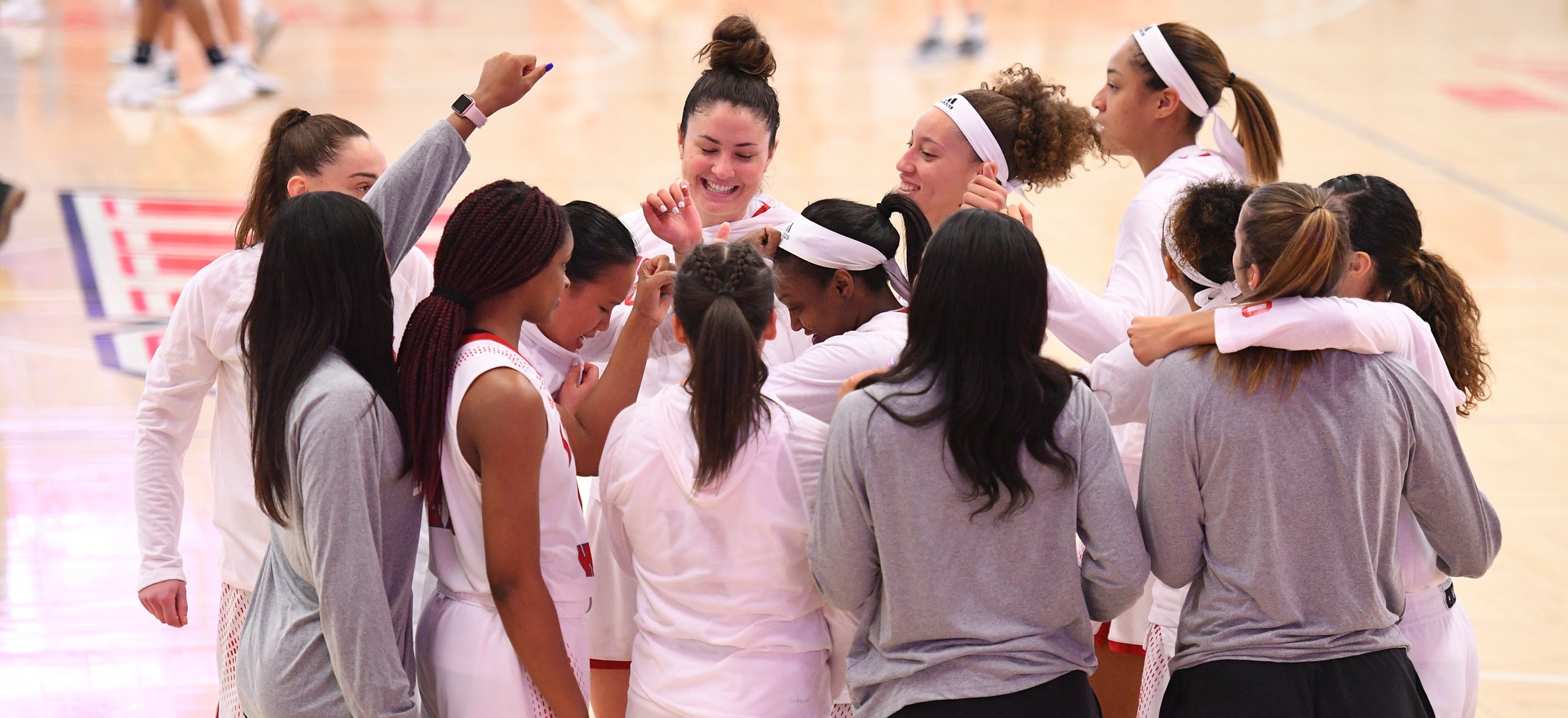 Women's Basketball Completes Road Swing Monday Night at FDU on ESPN+