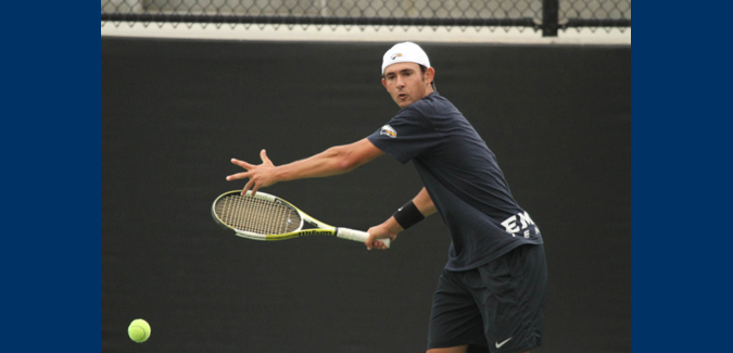 Emory's Dillon Pottish Named ITA Senior Player Of The Year
