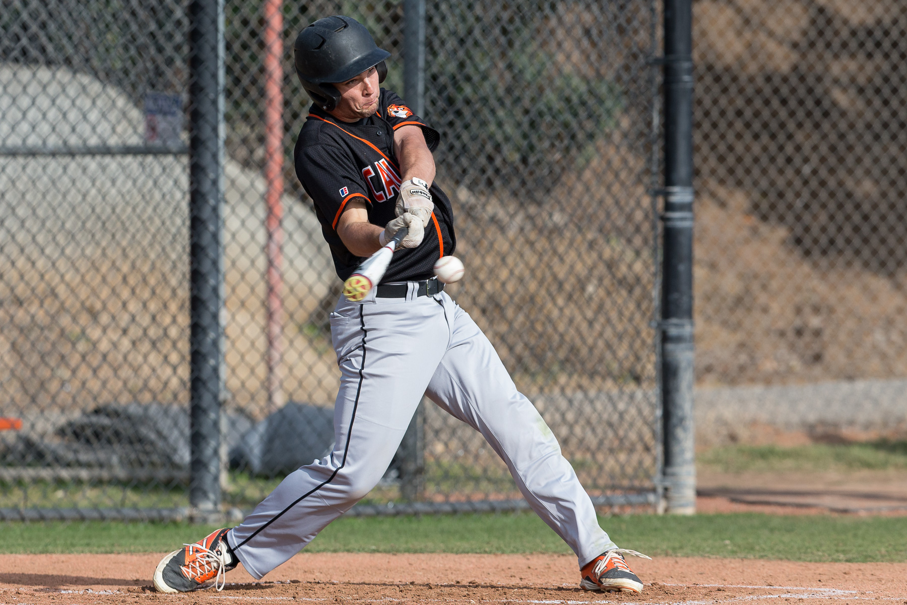 Burleson Breaks Out in Return to SCIAC Play Versus Chapman