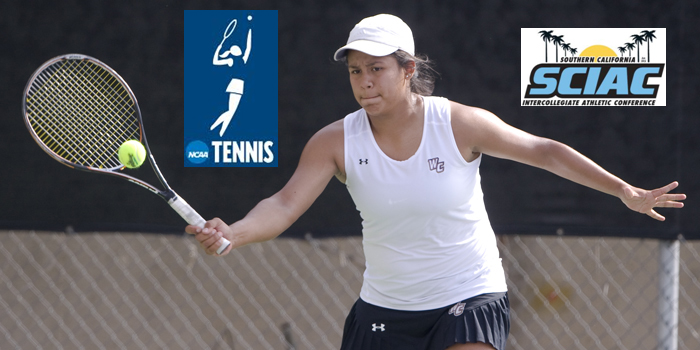 Meagan Zamilpa named 1st Team All-SCIAC; Qualified for NCAA Championships