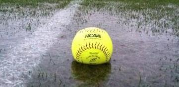 Softball Games Changes for the Week of March 27th