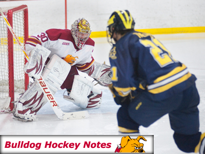 Weekly Notes Games 7-8: Michigan vs. Ferris State