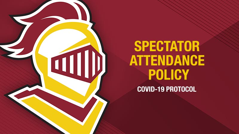 Spectator Attendance Policy: COVID-19 Protocol for Calvin University Athletic Events