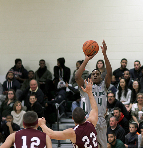 Sage men's basketball paced by Patterson on opening night