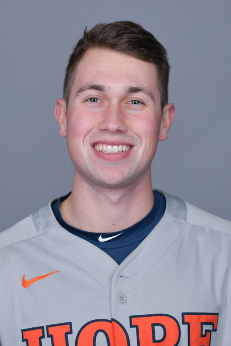 Evan Maday poses for a headshot