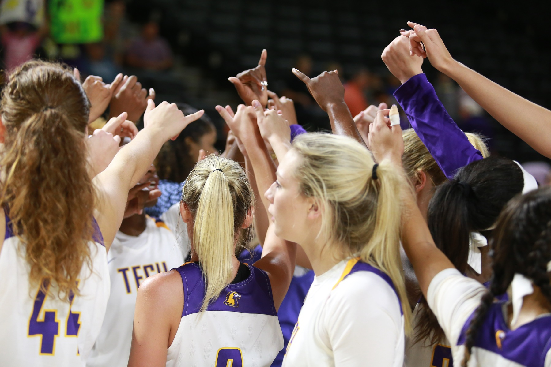 Tech women's basketball unveils challenging 2018-19 slate