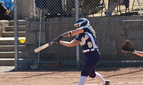 McAndrews Sets New Program Marks In Season Hits (65) and Triples (9)