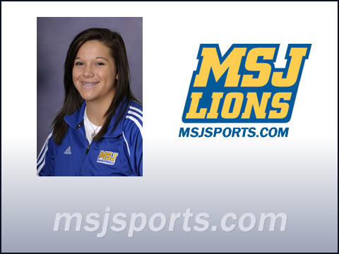 Lions' basketball player Tara Dennis named to the HCAC All-Freshman Team