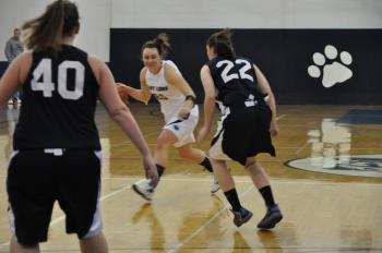 Lady Lions drop heartbreaker to PSU York, 62-60