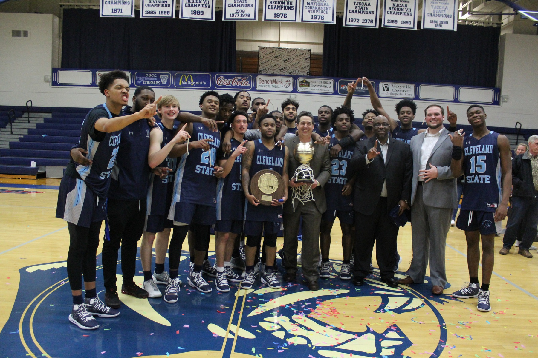 Cleveland State Learns NJCAA National Championship Path Monday