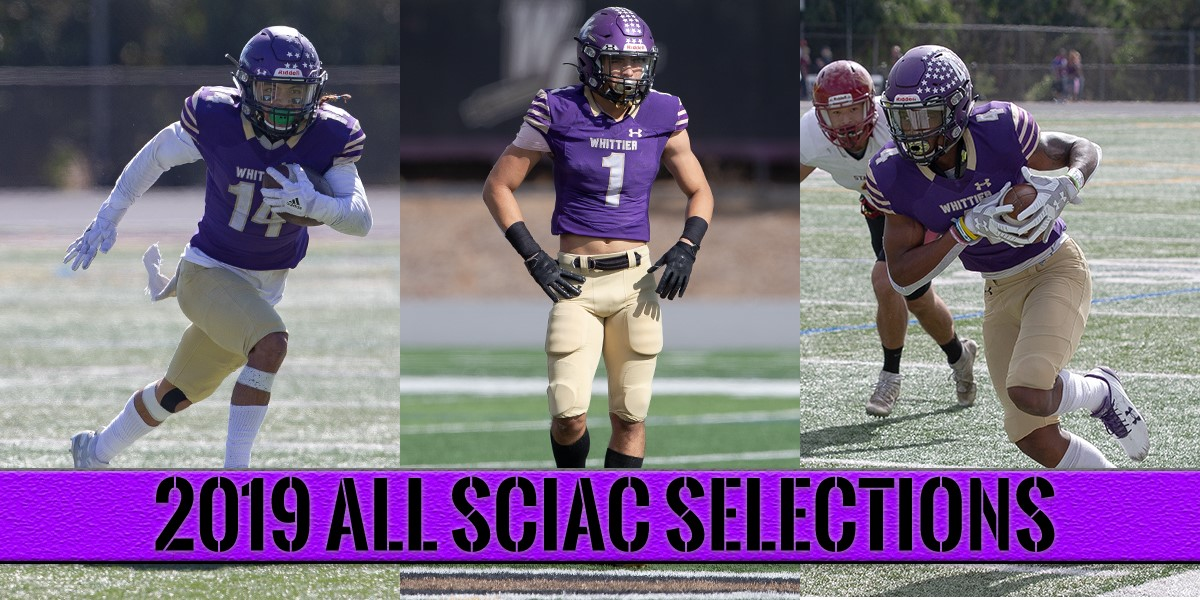 Moises Gonzalez, Hakim Williams Jr., and Oscar Aliaga named All-SCIAC
