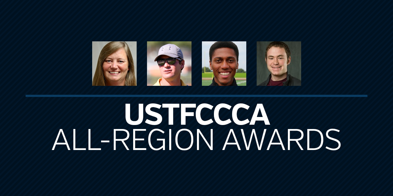 SCAC Sweeps USTFCCCA Men's All-South/Southwest Region Awards