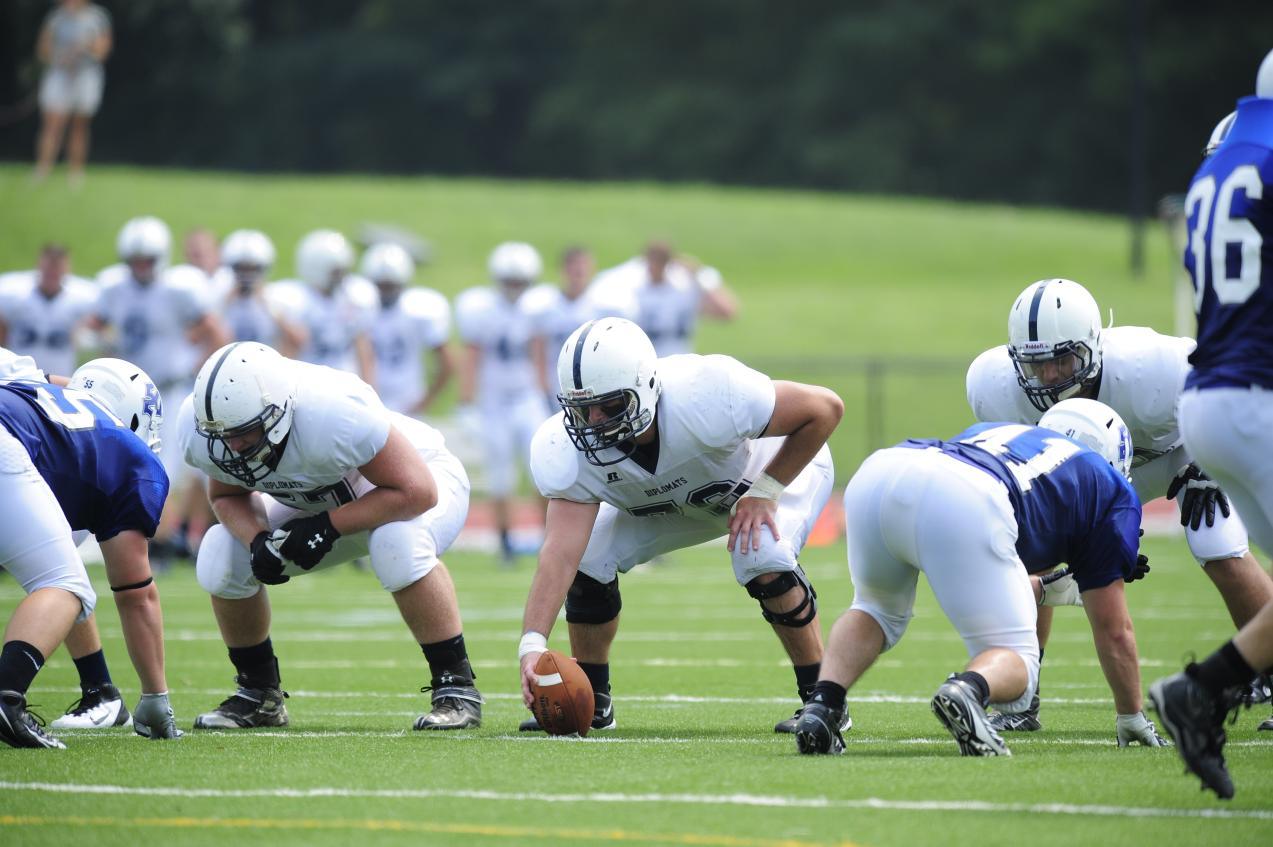 Week 3 - Game Notes: Franklin & Marshall at Ursinus