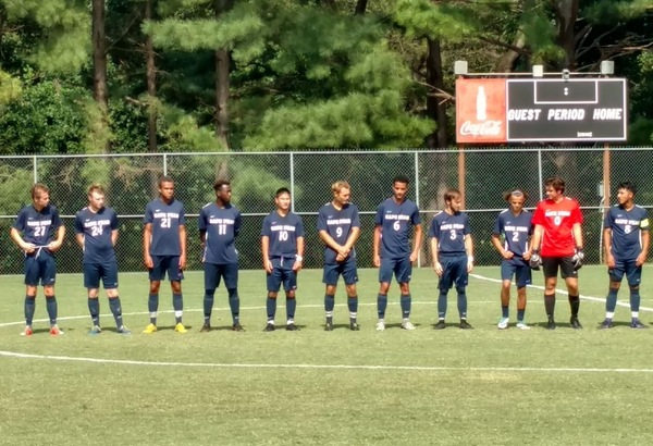 Men's Soccer Defeats Spartanburg Methodist On the Road