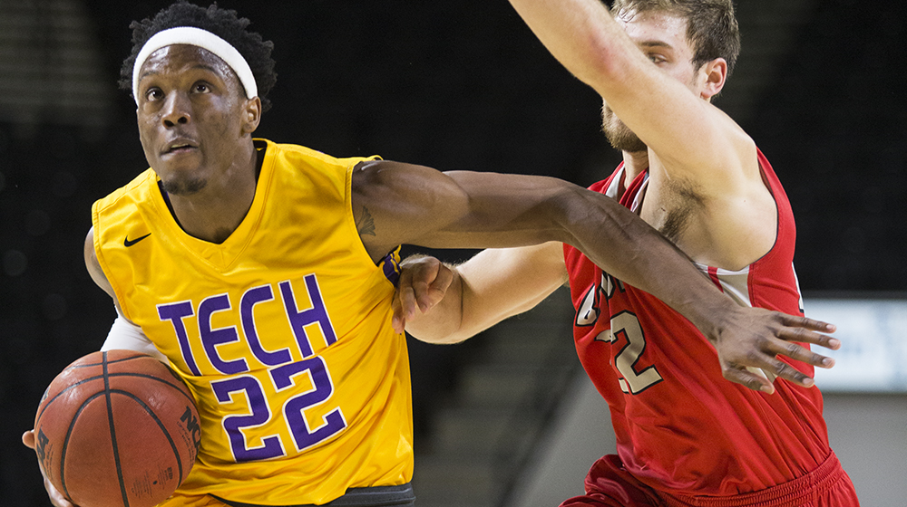 Golden Eagles cruise to 106-48 victory over Boyce College