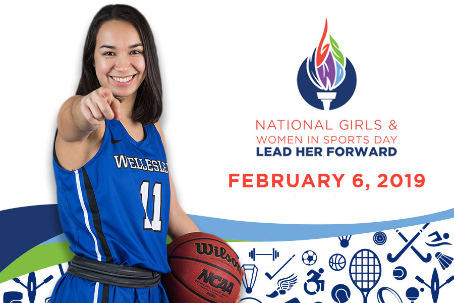 Wellesley to Host National Girls & Women in Sports Day Event on February 6th