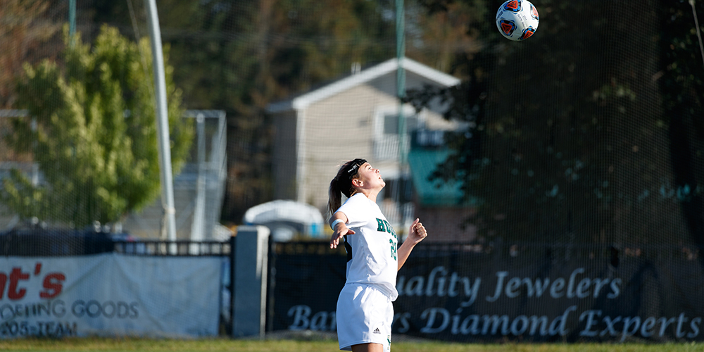 Women's Soccer Battles for Road Win at Maine Maritime, 1-0