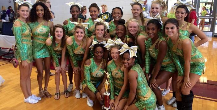 Competition Cheer Teams Compete in Lowndes Classic