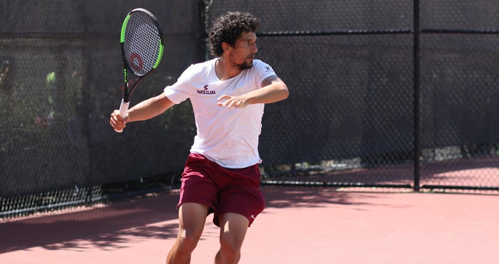 Men's Tennis Downs LMU, 4-1 on Friday
