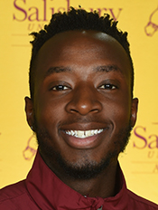 Matthew Adedeji, Salisbury, Men's Track & Field, Junior
