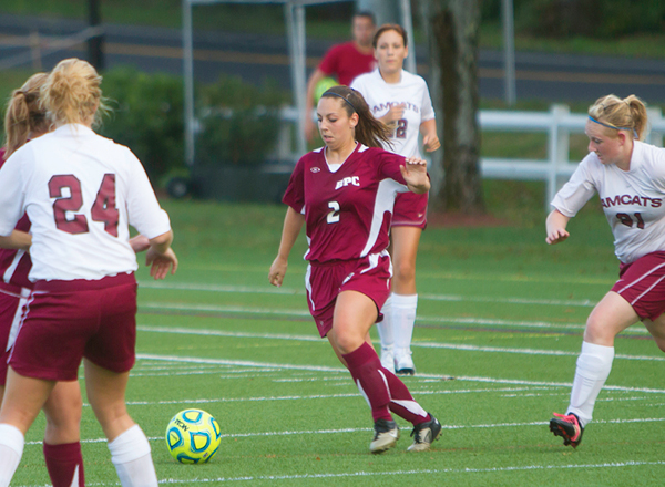 The Pride Conquer the Wildcats in NECC Action 5-0