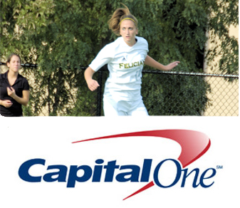 Women's Soccer Trio Elected Capital One Academic All-District