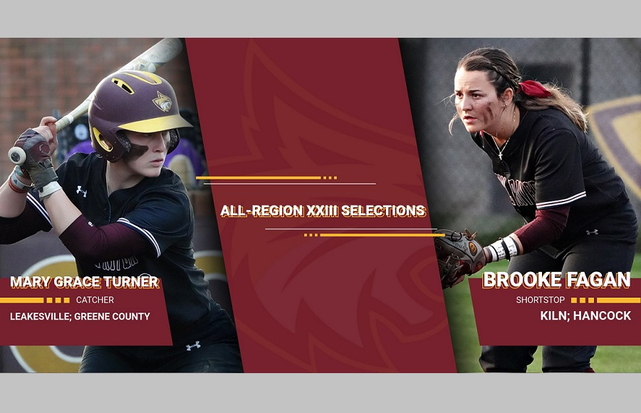 Pearl River's Mary Grace Turner, Brooke Fagan named to All-Region XXIII team