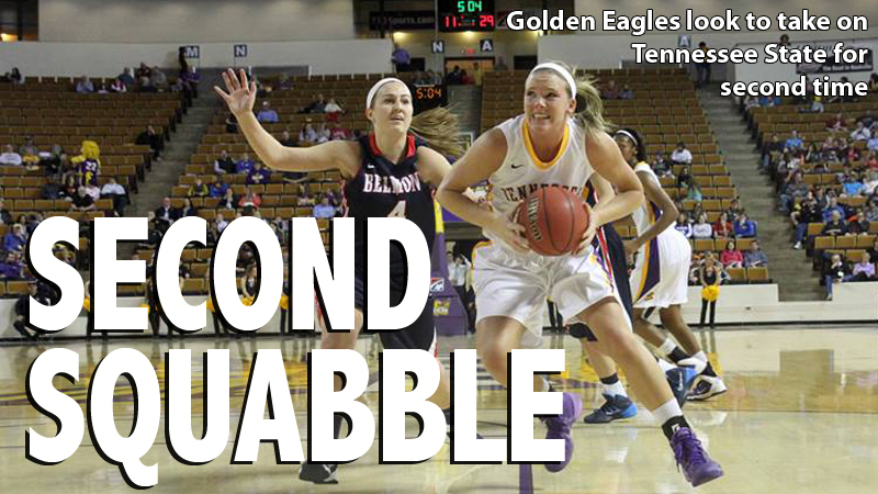Tennessee Tech takes on the Tennessee State Tigers in OVC showdown
