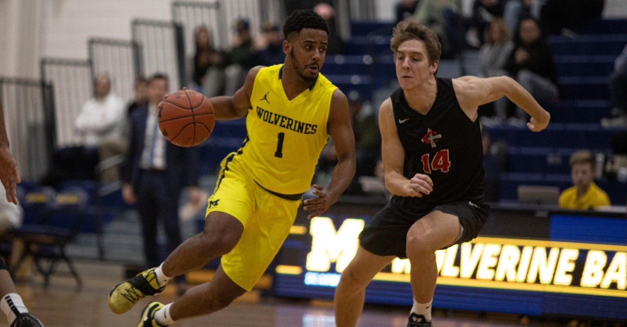 Tomlinson's 35 lifts Wolverines to 89-64 win