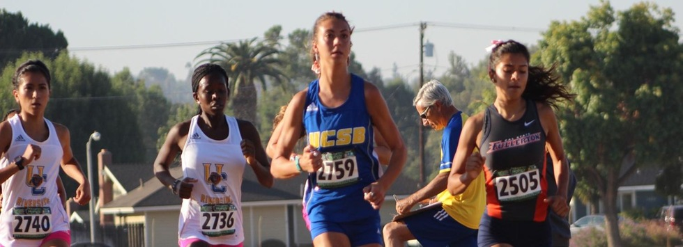 Hinkle Crowned For Third Time With Big West Cross Country Athlete of The Week Honors