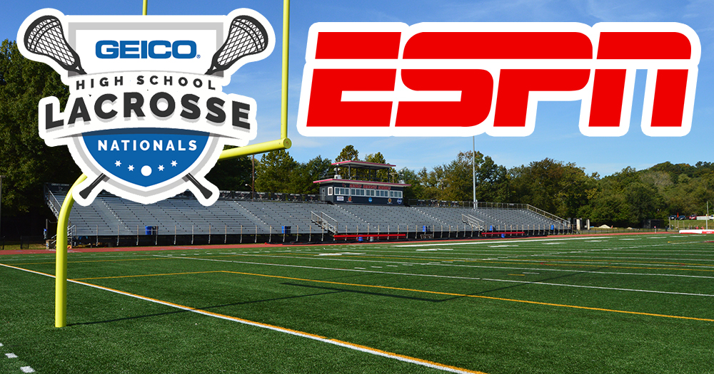 Lacrosse Nationals on ESPN Return to Catholic