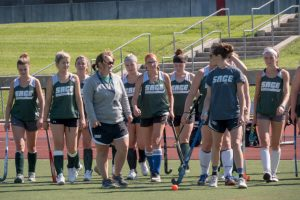 Field Hockey Ready for Return to Sage!