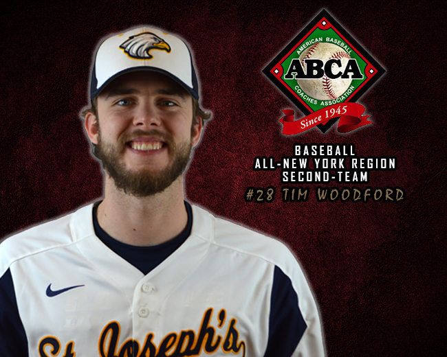 Woodford Garners ABCA All-New York Honors