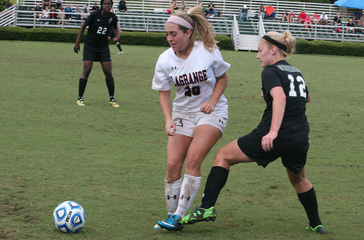 Women's Soccer: Panthers take on visiting Greensboro in USA South match Saturday