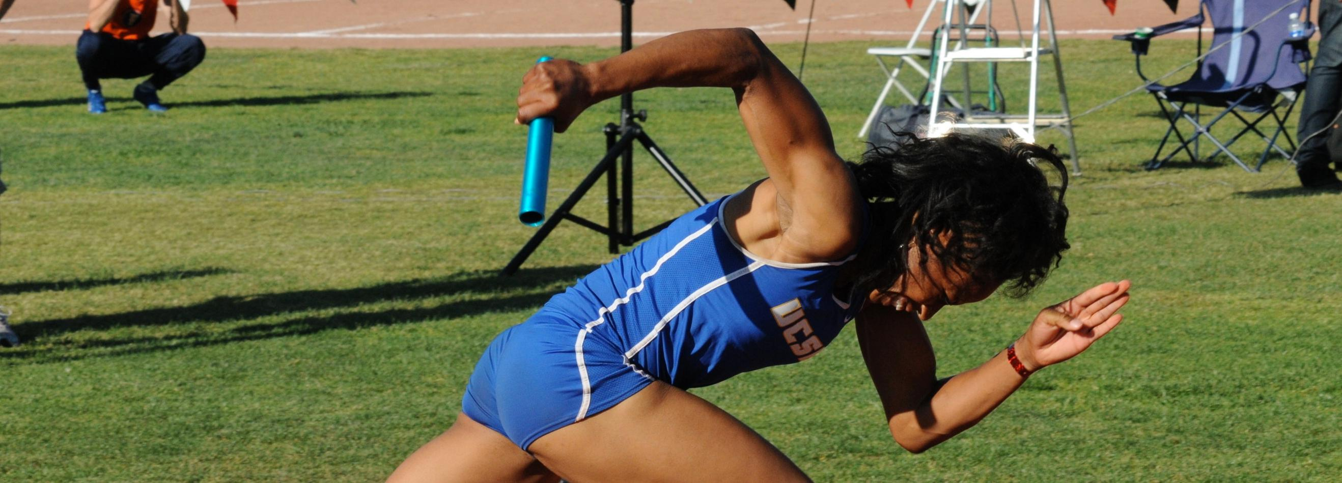 Nwaba Places Eighth in Heptathlon at USA Nationals