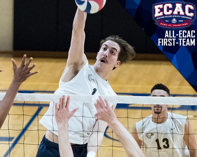 Biggers Appears on All-ECAC First-Team