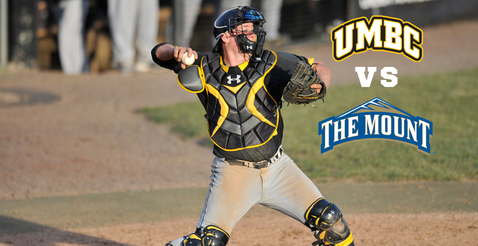 UMBC Baseball Faces Mount St. Mary's in Weekend Home-And-Home Series